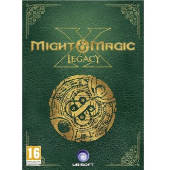 Might and Magic X: Legacy - Deluxe Edition product