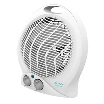 Вентилаторна печка Cecotec Ready Warm 9790 Force, 2000W, 2 степени, защита от прегряване, автоматично изключване, бяла image
