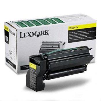 КАСЕТА ЗА LEXMARK C752/C762/X752/X762 - Yellow product