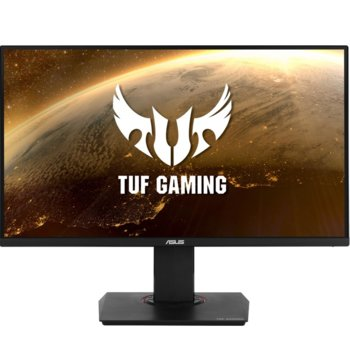"""Монитор Asus TUF Gaming VG289Q, 28"""" (71.12 cm) IPS панел, QHD, 5ms, 350 cd/m2, DisplayPort, HDMI, 3.5mm jack image"""