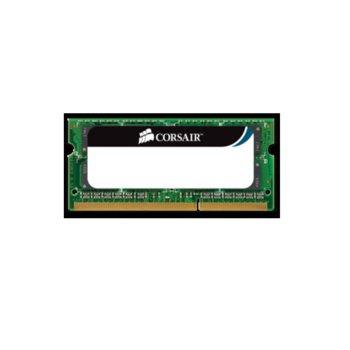 Corsair CMSO8GX3M1A1333C9 8GB DDR3 1333MHZ SODIMM product