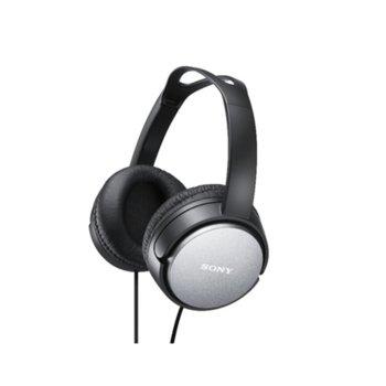 Слушалки Sony MDR-XD150, черни image