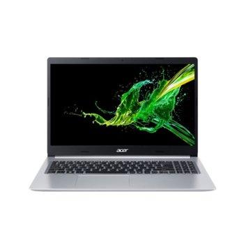 """Лаптоп Acer Aspire 5 A515-54-359Y (NX.HNEEX.001_DSP-W115) в комплект с D-link смарт контакт, двуядрен Comet Lake Intel Core i3-10110U 2.1/4.1 GHz, 15.6"""" (39.62 cm) Full HD IPS Display, (HDMI), 4GB DDR4, 256GB SSD, 1x USB Type-C, Linux image"""