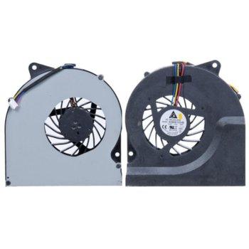 Вентилатор за лаптоп Asus, съвместим Asus N53 N53JF N73JN 4 pins image