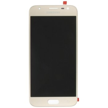 Samsung Galaxy J3 2017 LCD touch SM-J330F Gold product