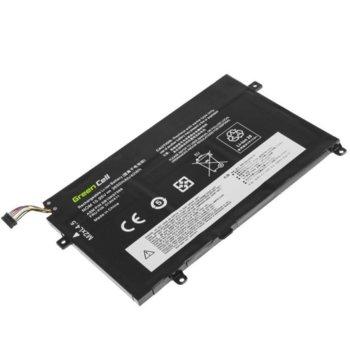 Батерия (заместител) за лаптоп Lenovo, съвместима с ThinkPad Edge E470, 3-cell, 10.8V, 3700mAh image