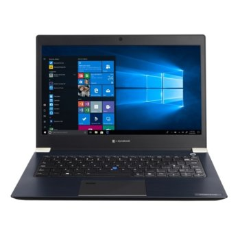 "Лаптоп Dynabook Toshiba Portege X30-F-157 (PUR31E-0X7011G6), четириядрен Whiskey Lake Intel Core i7-8565U 1.8/4.6 GHz, 13.3"" (33.78 cm) Full HD Anti-Glare Display, (HDMI), 8GB DDR4, 512GB SSD, 1x USB 3.1 Type-C, Windows 10 Pro  image"