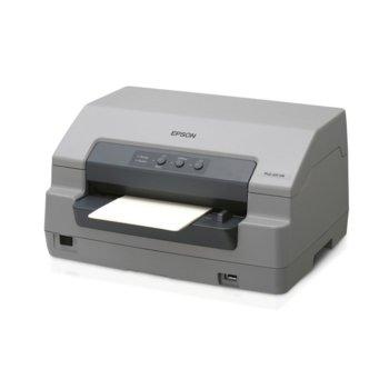 Матричен принтер Epson PLQ-22 CSM w USB HUB, 360x360 dpi, 480 chars/s, 128MB Included, USB, Bidirectional parallel, RS-232, 1г.  image