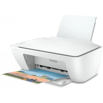 Мултифункционално мастиленоструйно устройство HP DeskJet 2320, цветен, принтер/копир/скенер, 1200 x 1200 dpi, 7.5 стр/мин, USB Type B, A4 image