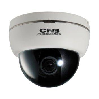 CNB DBM-21VD цветна куполна камера, 600TV Lines, обектив 4-9mm image