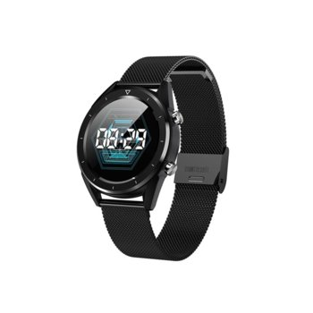 Смарт часовник DT28, 46mm, Bluetooth V4.2, водоустойчив IP67, Различни цветове image