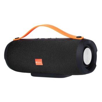 Тонколона Kisonli M3, 2.0, RMS 10W, безжична, Bluetooth, USB, SD, FM, различни цветове image