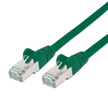 Пач кабел Intellinet Cat.5e 3m FTP зелен 332408-PE product