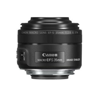 Обектив Canon EF-S 35mm f/2.8 IS STM Macro, за Canon image