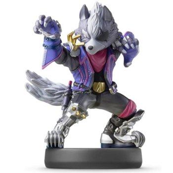 Фигура Nintendo Amiibo - Wolf [Super Smash], за Nintendo Switch image