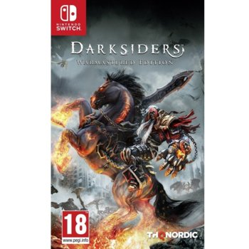Darksiders: Warmastered Edition Nintendo Switch product