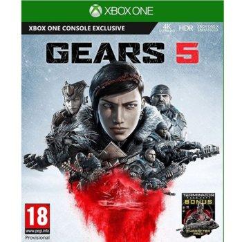 Игра за конзола Gears 5, за Xbox One image