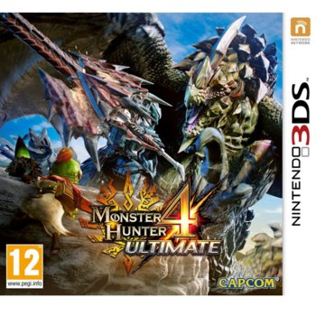 Monster Hunter 4 Ultimate product