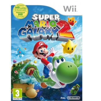 Super Mario Galaxy 2 product