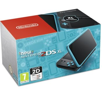 Nintendo 2DS XL Black product