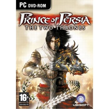 Prince of Persia: The Two Thrones product