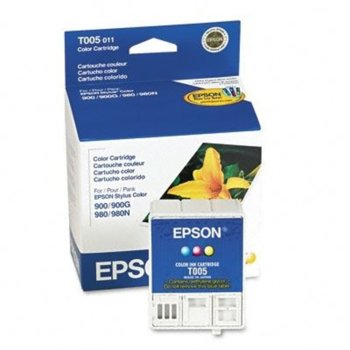 ГЛАВА ЗА EPSON STYLUS COLOR 900 / N - Color - P№ T005011 - A image
