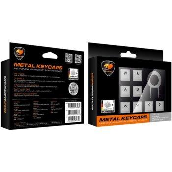 Копчета за механична клавиатура Cougar Gaming, Cherry MX Support, Backlight Compatiblе image