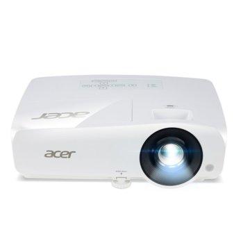 Проектор Acer X1325Wi, DLP, WXGA (1280x800), 20 000:1, 3600 lm, HDMI, VGA, USB, Stereo mini jack image