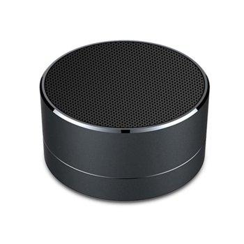 Тонколона Kisonli LED-804, 1.0, 3W RMS, Bluetooth, USB, Различни цветове, Слот за SD карта image