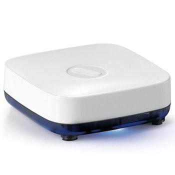 Bluetooth ресивър (приемник) One For All SV1810, до 3 макс. сдвоени у-ва, за смартфони, таблети и устройства притежаващи Bluetooth 4.0, USB-Micro, AUX, бяло image