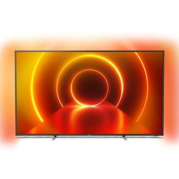 "Телевизор Philips 70PUS7805/12, 70"" (177.80 cm) 4K/UHD HDR Smart TV, DVB-T/T2/T2-HD/C/S/S2, LAN, Wi-Fi, Ambilight, 3x HDMI, 2x USB  image"