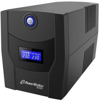 UPS PowerWalker VI 1500 STL, 1500VA/900W, Line Interactive image