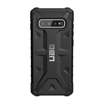 Kалъф за Samsung Galaxy S10+, хибриден, Urban Armor Pathfinder 211357114040, удароустойчив, черен image