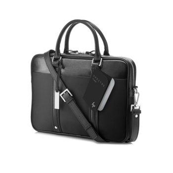 "Чанта за лаптоп HP Spectre Slim Topload, до 14"" (35.56 cm), черна image"