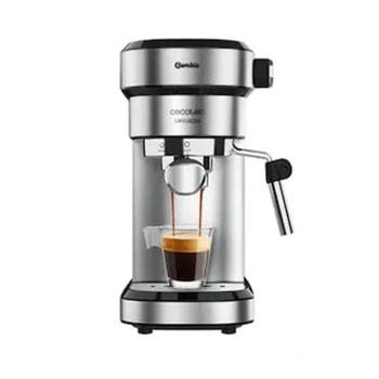 Кафемашина Cecotec Cafelizzia 790 Steel, 1350W, 20 bar, капацитет на резервоара за вода 1.2л., светлинен индикатор, Thermoblock, инокс image
