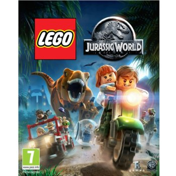 Игра за конзола LEGO Jurassic World, за PS4 image
