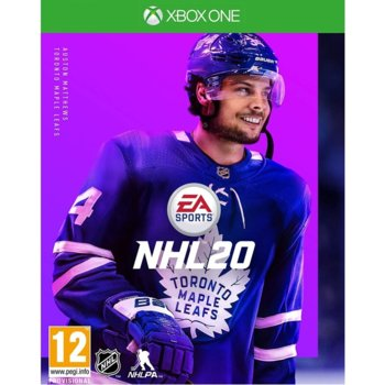 NHL 20 Xbox One product