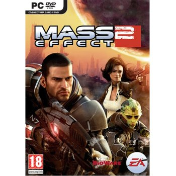 Mass Effect 2 product