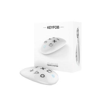 Дистанционно управление Fibaro Keyfob, за системата за домашна автоматизация Fibaro, 6x програмируеми бутона, до 30 различни комбинации image