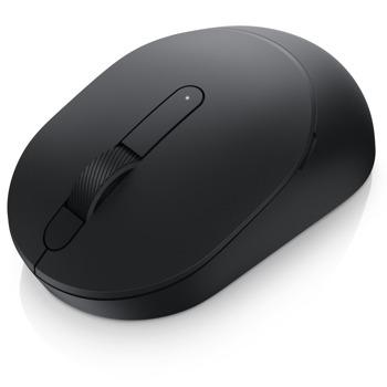 Мишка Dell MS3320W 570-ABHK, оптична (1600 dpi), безжична, Bluetooth, черна  image