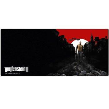 Подложка за мишка Wolfenstein Trail of the Dead product