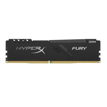 Памет 4GB DDR4, 3200Mhz, Kingston HyperX Fury, HX432C16FB3/4, 1.35 V image