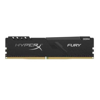Памет 4GB DDR4, 3200Mhz, Kingston HyperX Fury, HX432C16FB3/4, 1.35 V image