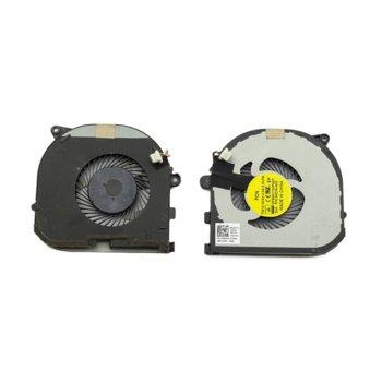 Вентилатор за DELL XPS 15 9550 Precision 15 5510, DC 5V, 0.5A, 4 pin, за видео image