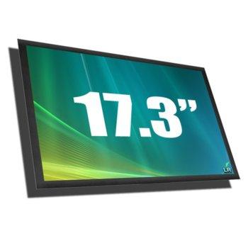 """Maтрица за лаптоп LG LP173WF2-TPB1, 17.3"""" (43.94 cm) FULL HD 3D 1920 x 1080 pix., матов image"""