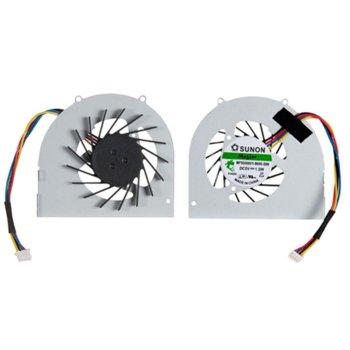 Вентилатор за лаптоп, съвместим с Lenovo IdeaCentre Q100 Q110 Q120 Q150 image