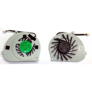 Вентилатор за лаптоп, съвместим с Toshiba Satellite T130 T135 (3 пина) image