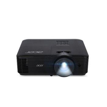 Проектор Acer X1226AH, XGA (1024 x 768), 20,000:1, 4000 lm, 1x HDMI, 1x VGA, 1x PC Audio image