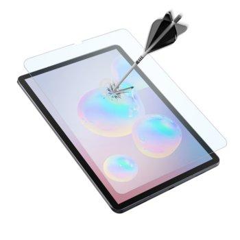 """Протектор от закалено стъкло /Tempered Glass/ Baseus за Galaxy Tab S6 10.5"""" (2019) image"""