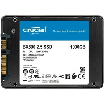 SSDCRUCIALCT1000BX500SSD1